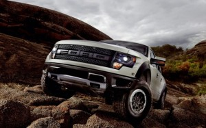 2012 F-150 SVT Raptor wins 4×4 Shootout