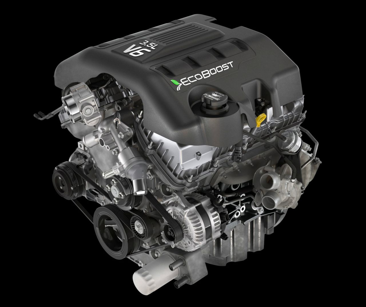 Ford F-150 EcoBoost Engine