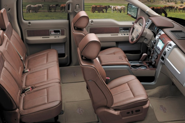 2013 F-150 King Ranch Released | Ford F-150 Blog