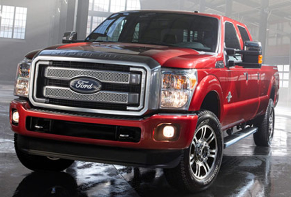 2013 Ford F-250 Introduction
