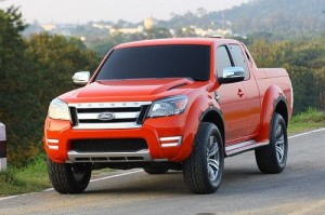 2012 Ford Ranger (Global)