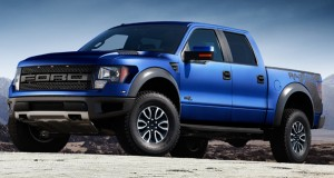 2013 Ford Raptor Overview