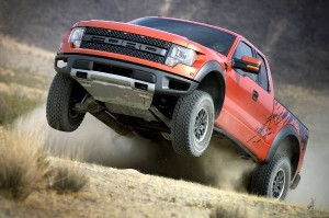 2013 Ford Raptor Assault Program