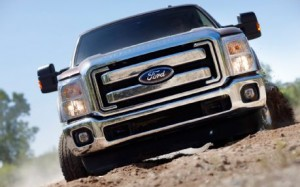Ford Sees Pent Up Demand For Trucks