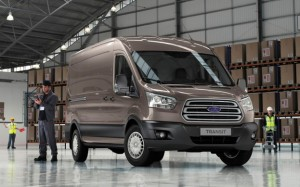 Ford Confirms New 5 Cylinder Diesel For North America