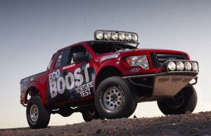2011 Ford Raptor Ecoboost at Baja 1000