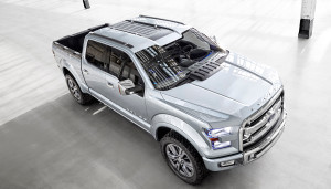 Ford Atlas Concept Video
