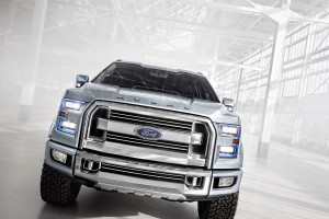 Ford's Truck Strategy for 2015 F-150