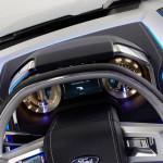2013 Ford Atlas Concept 018 Gauge Cluster