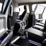 2013 Ford Atlas Concept 022 Backseat with Infotainment
