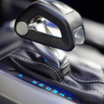 2013 Ford Atlas Concept 024 Gear Selector