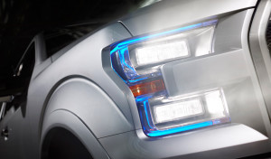 2013 Ford Atlas Concept 027 headlight lit