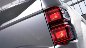 2013 Ford Atlas Concept 029 Tailgate, Taillight and Integrated Spoiler