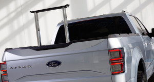 2013 Ford Atlas Concept 038 Tailgate Pop Out