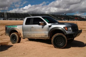 Ecoboost Ford Raptor has been built by sdhq!