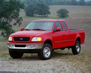 1997 Ford F-150 Extended Cab