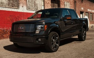 2015 Ford F-150 Supercrew Harley Davidson