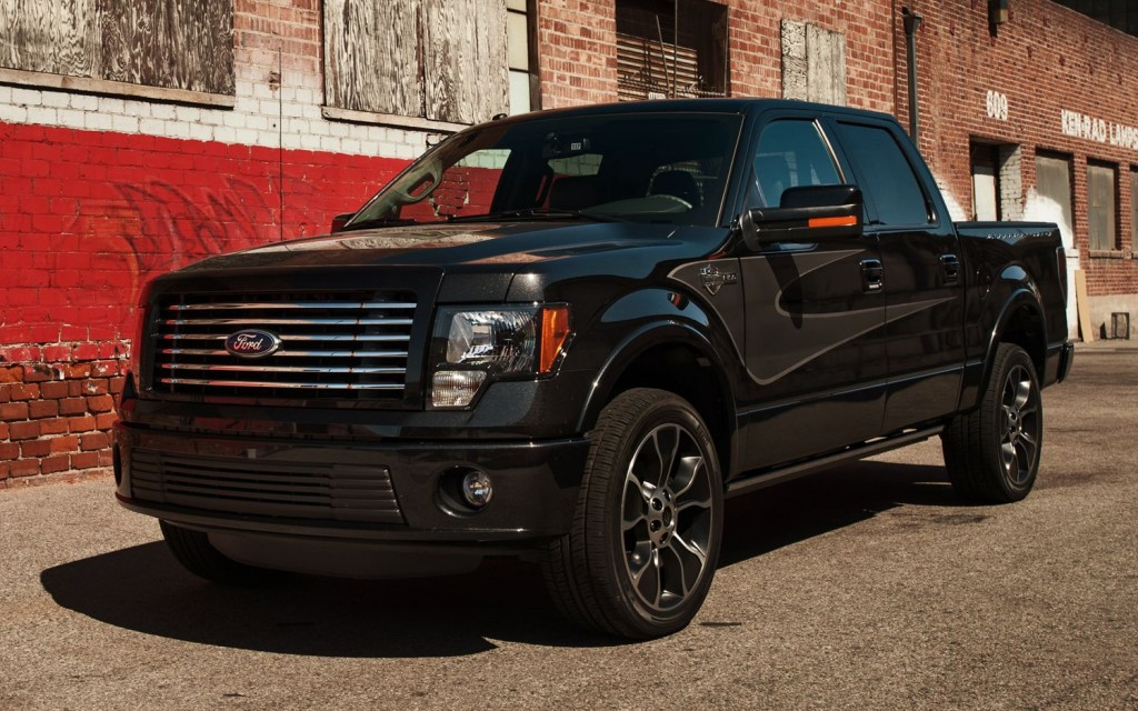 2013 Ford F-150 Supercrew Harley Davidson