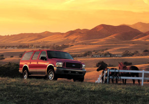 A look back: 2003 Ford Excursion