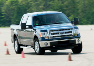 2013 Ford F-150 wins light duty challenge