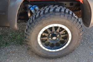 2013 Shelby Raptor 18 inch Shelby Wheels