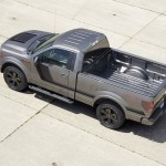 2014 F-150 Tremor Sport Truck Fly Over View