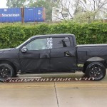 2015 Ford F-150 Crew Cab Spy Shot 2