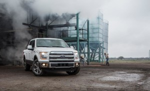2015 F-150 King Ranch Crew Cab