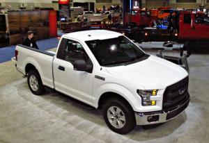2015 F-150 XL Base 2WD