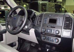 2015 F-150 XL Interior