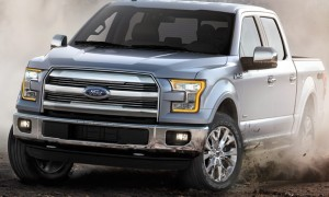 2015 Ford F-150 Appearance Guide