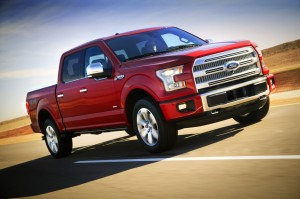 Hybrid Ford F-150 Coming Soon?