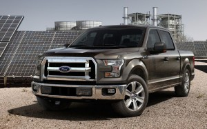 2015 Ford F-150 Photo Gallery
