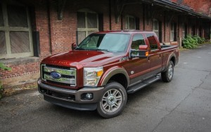2015 Ford Super Duty Powerstroke Update (F-250, F-350 and F-450)