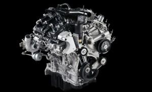 2015 Ford F-150 2.7 Liter EcoBoost Twin Turbo V6