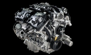2015 Ford F-150 3.5 Liter EcoBoost V6