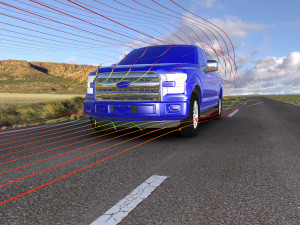 2015 F-150 is the Most Aerodynamic Yet