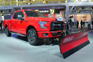 2015 F-150 Will Not Have a 3.2 Diesel