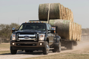 2015 F-350 King Ranch vs Chevy and Ram