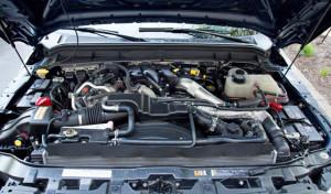 2015 Ford F-Series Super Duty 6.7 Liter V8 Powerstroke Diesel Engine