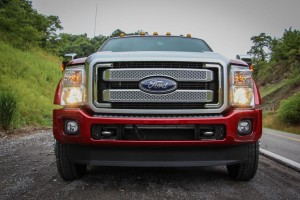2015 Ford Super Duty Grille