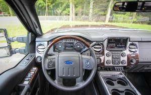 2015 Ford Super Duty Interior, for F-250, F-350 and F-450