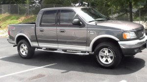 2003 Ford F-150 FX4 Off Road Package