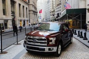 2015 Ford F-150 Crew Cab in New York