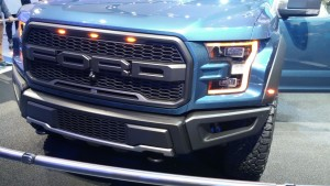2017 Ford Raptor at Detroit Auto Show