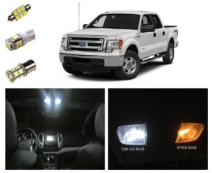 2009 - 2014 Ford F-150 Interior and Exterior LED kit