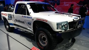 F-150 Baja Race Truck at Detroit Auto Show