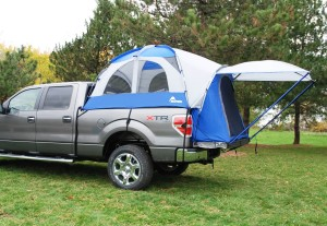 2014 Ford F-150 XTR 4x4 Truck Bed Mounted Tent