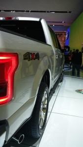 2015 Ford F-150 Tail Light / 4x4 Logo