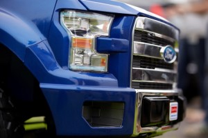 2015 Ford F-150 Power Wheels Grill